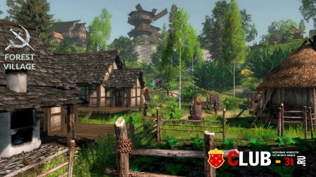 Life is Feudal: Forest Village Trainer version early access + 6