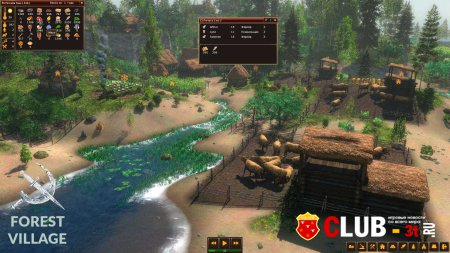 Life is Feudal: Forest Village Trainer version early access + 8