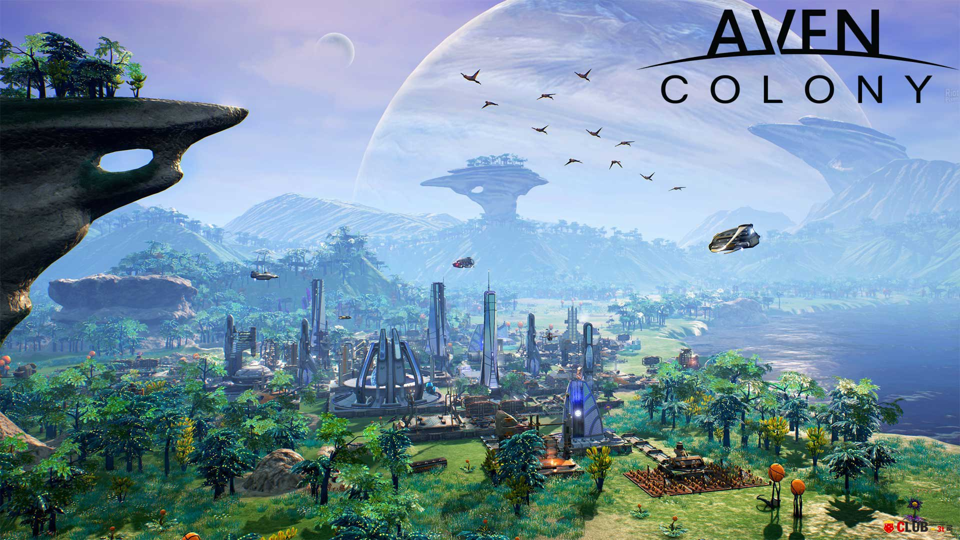 trainer aven colony