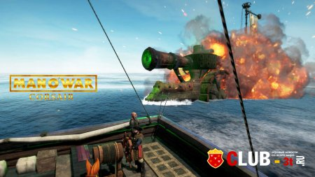 Man O' War: Corsair Warhammer Naval Battles Trainer version 0.4.3 + 3