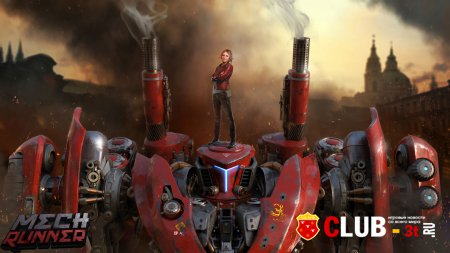 MechRunner Trainer version 25.09.2016 + 2