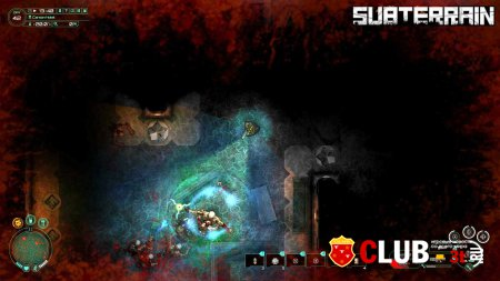 Subterrain Trainer version 1.0.6.8 + 18