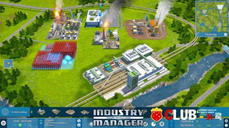 Industry Manager: Future Technologies Trainer version 1.0.9 + 2