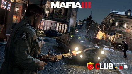 Mafia III Trainer version 1.01 + 15
