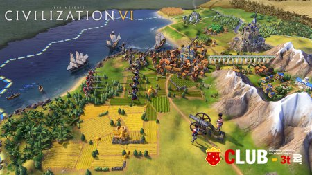 Sid Meier's Civilization VI Trainer version 1.0.0.26 + 5