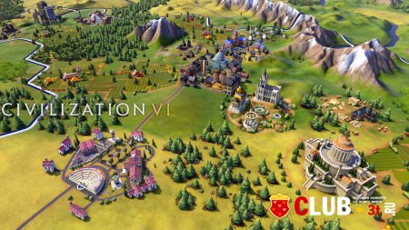 Sid Meier's Civilization VI Трейнер version 1.0 + 17