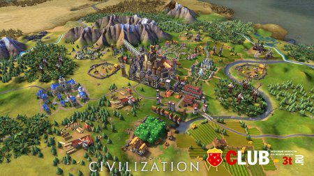 Sid Meier's Civilization VI Trainer version 1.0 + 21