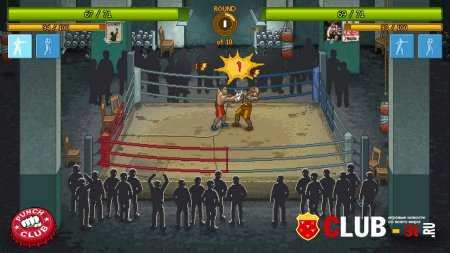 Punch Club Trainer version 1.30 + 1