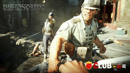 Dishonored 2 Trainer version 1.0 + 9