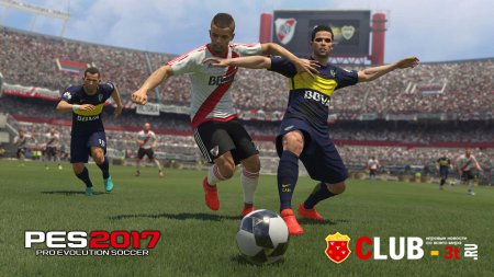 Pro Evolution Soccer 2017 Trainer version 1.02 + 4