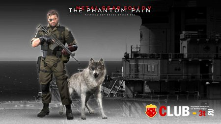 Metal Gear Solid V The Phantom Pain Трейнер version 1.10 + 26