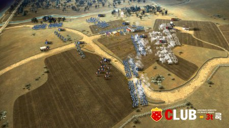 Ultimate General: Civil War Trainer version 0.66 + 7