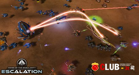 Ashes of the Singularity: Escalation Trainer version 2.00.23585 + 2