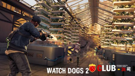 Watch Dogs 2 Trainer version 1.5.134 + 6