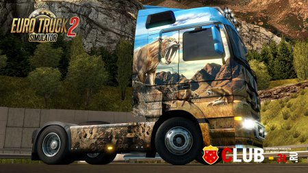 Euro Truck Simulator 2 Trainer version 1.26 32bit + 2