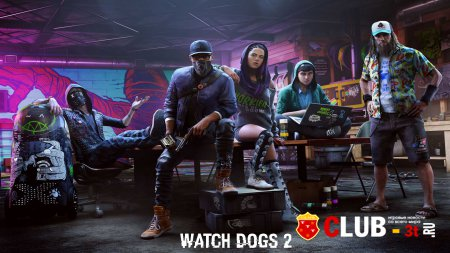 Watch Dogs 2 Trainer version 1.0.1 64bit + 9