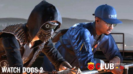 Watch Dogs 2 Трейнер version 1.6.135 + 7