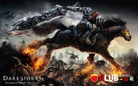 Darksiders Warmastered Edition Trainer version 1.0 update 3 + 9