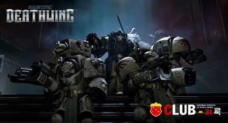 Space Hulk: Deathwing Trainer version 1.03 + 3