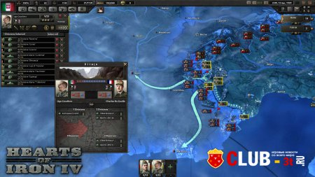 Hearts of Iron IV Trainer version 1.3.2 + 10
