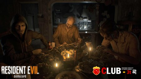 Resident Evil 7: Biohazard Trainer version 1.01 + 4
