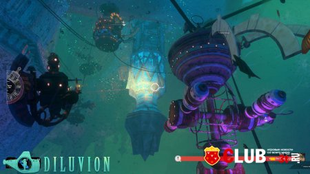 Diluvion Trainer version 1.16 + 4