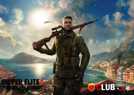 Sniper Elite 4 Trainer version 1.0 + 11
