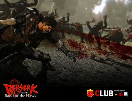 BERSERK and the Band of the Hawk Trainer version 1.0 + 4