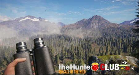 theHunter: Call of the Wild Trainer version 1.2 + 12