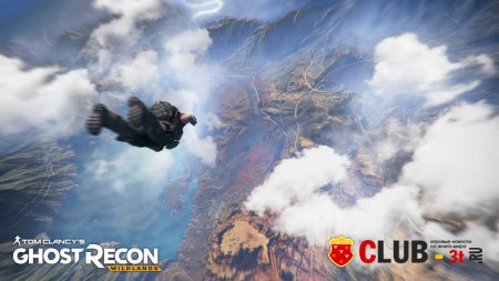 Tom Clancy's Ghost Recon Wildlands Trainer version 1.0 + 5