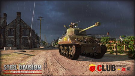 Steel Division: Normandy 44 Trainer version 300077108 + 3