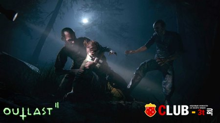 Outlast 2 Trainer version 1.01 64bit + 8