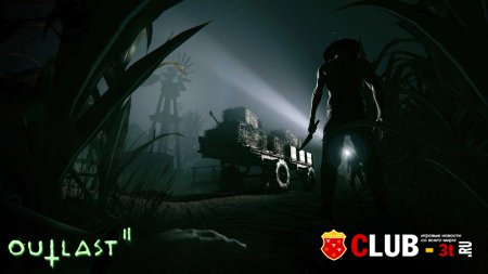 Outlast 2 Trainer version 1.0 + 7