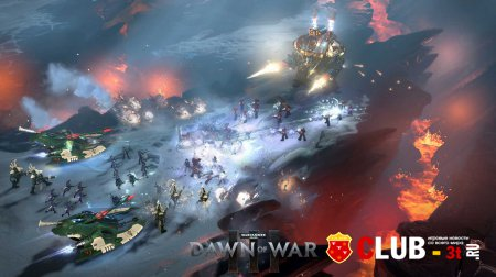 Warhammer 40.000: Dawn of War III Trainer version 1.01 + 6
