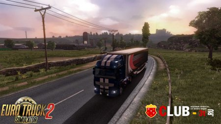 Euro Truck Simulator 2 Trainer version 1.27.2.1s 64bit + 8