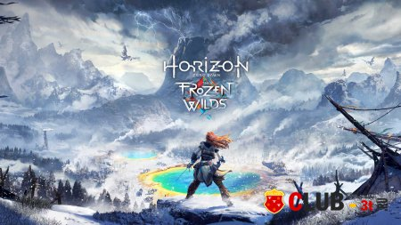 Horizon Zero Dawn The Frozen Wilds скриншоты из игры