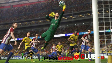 Pro Evolution Soccer 2018 Trainer version 1.01 + 6