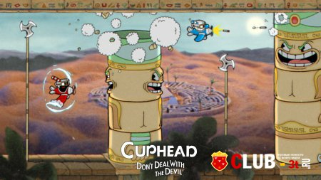 Cuphead Trainer version 1.0 + 7