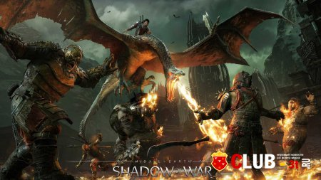 Middle-earth : Shadow of War Trainer version 1.0 + 16