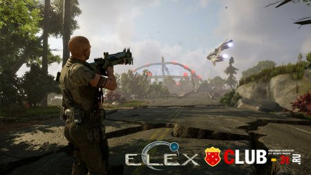 Elex Trainer version 1.0 + 15