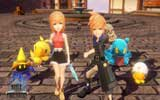 World of Final Fantasy Trainer version 1.0 + 5