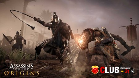 Assassin's Creed Origins Trainer version 1.02 + 13