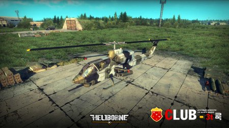 Heliborne Trainer version 0.86.1 64bit + 3